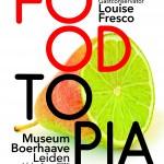Creatie geurenwand Foodtopia Boerhaave